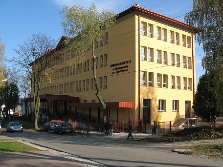 Gimnazjum Nr 1 w Brzozowie
