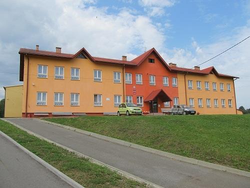 Zespół Szkół w Grabownicy Starzeńskiej