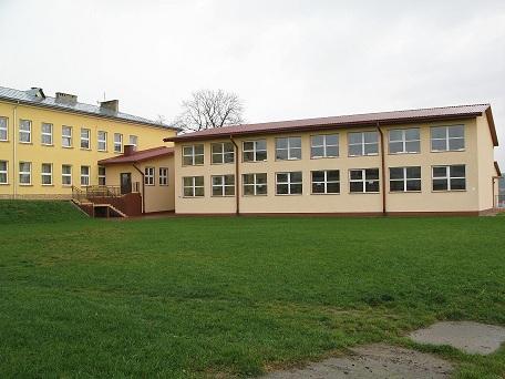 Zespół Szkół Nr 2 w Humniskach