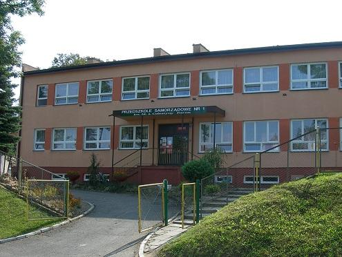 Przedszkole Samorządowe Nr 1 w Brzozowie